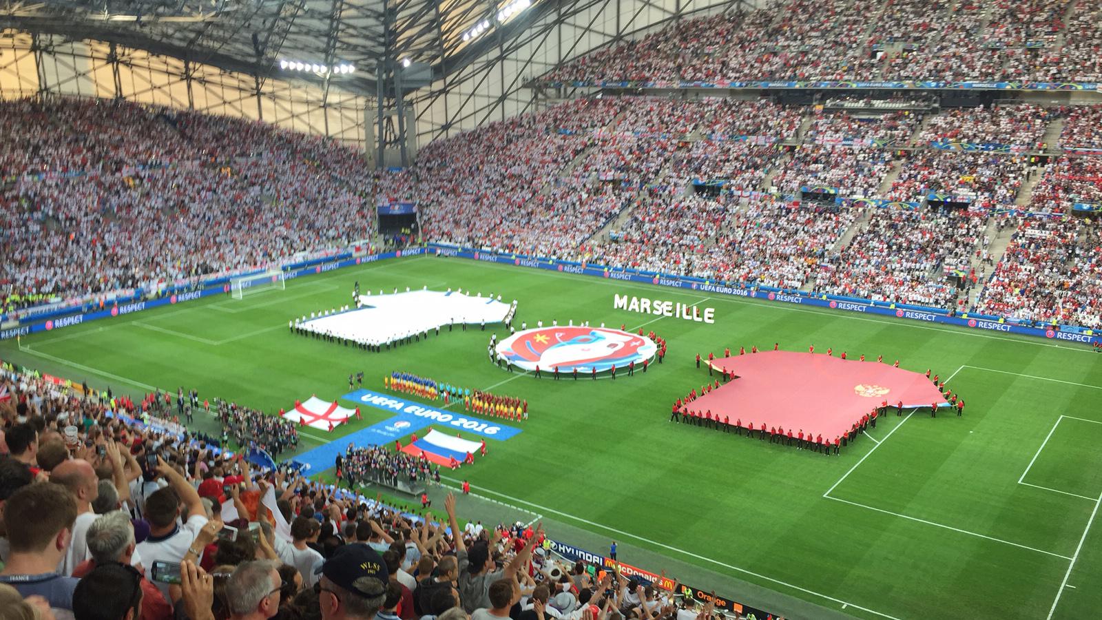 Em Spiel Russland England